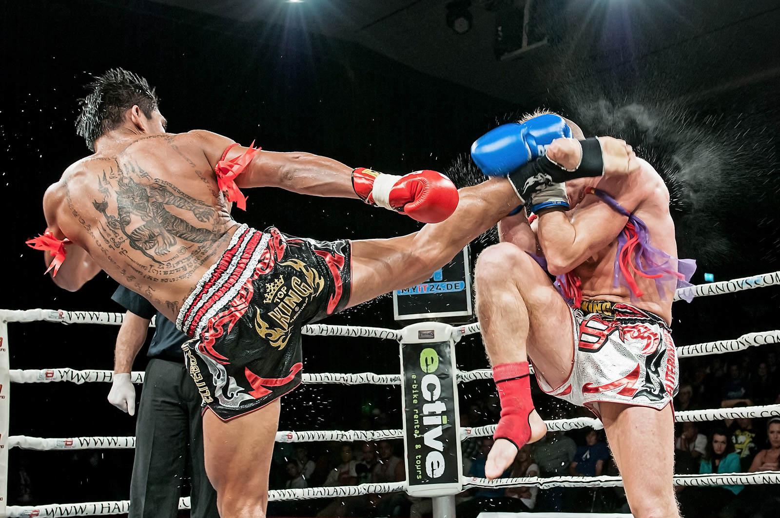 фото бойцов тайского бокса многолетние